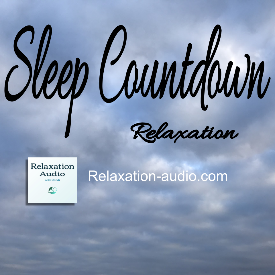sleep countdown audio