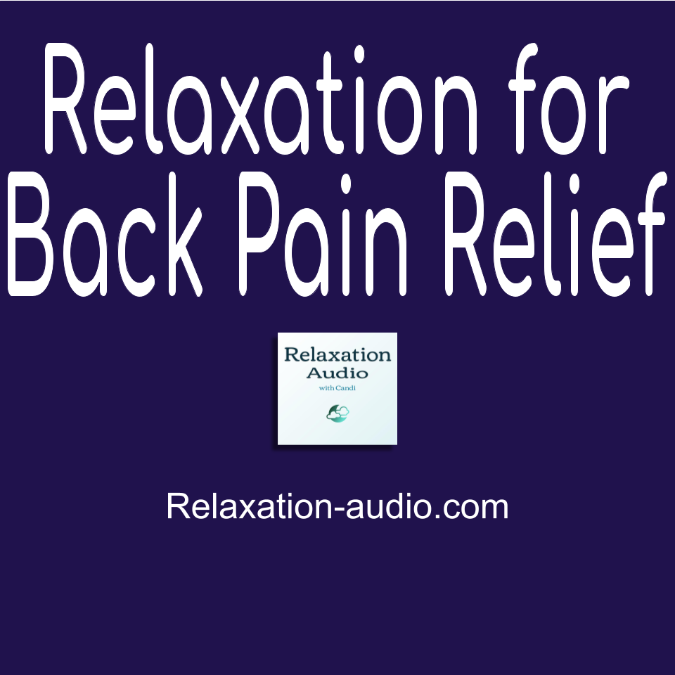 back pain relief relaxation exercise